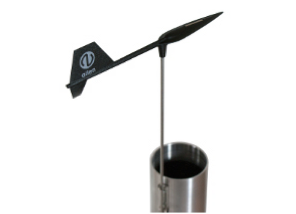 Allen Aerovane 190 Wind Indicator  - Mast Head Mounted