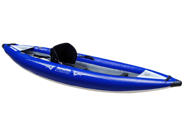 Aquaglide Klickitat One HB Heavy Duty Kayak - 1 Man