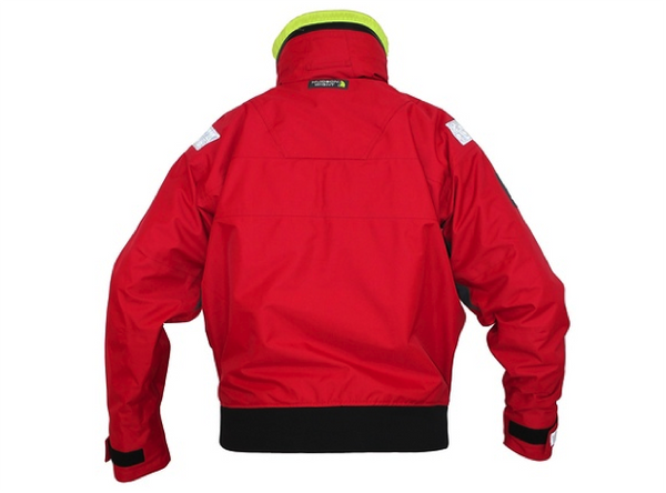 Hudson Wight HW1 Offshore Smock Red