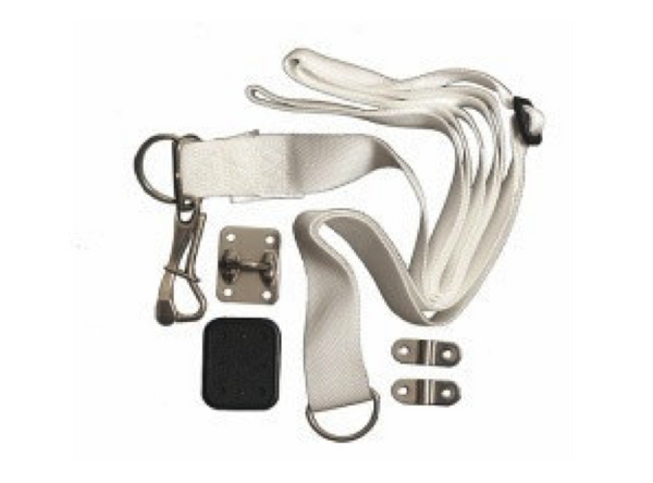 Ocean Safety Liferaft Deck Lashing Strap Kit