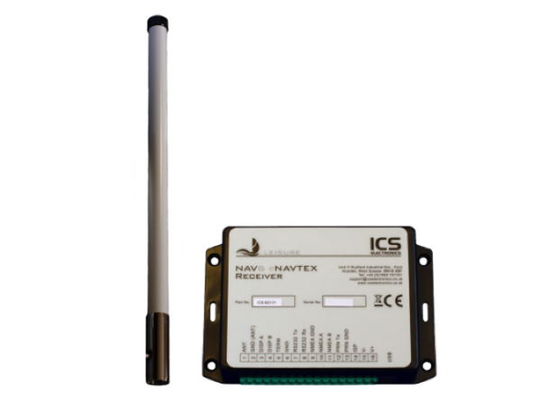 ICS NAV6 Replacement antenna with RX Module V2
