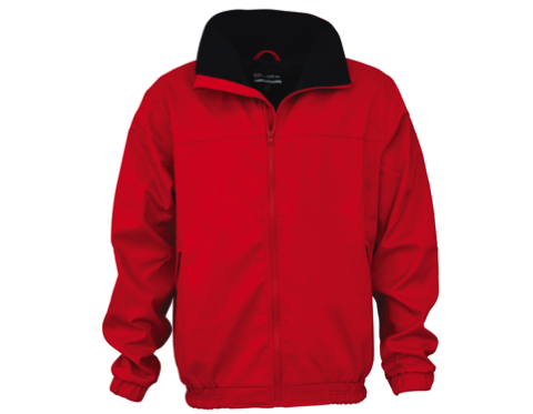 Collier Crew Jacket Red - Waterproof - All Sizes