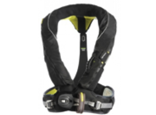 Spinlock 275N Deckvest Lifejacket & Harness - Colour Black