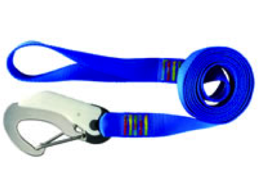 Wichard Safety Line Tether with Double Action Safety Hooks - 4 Models