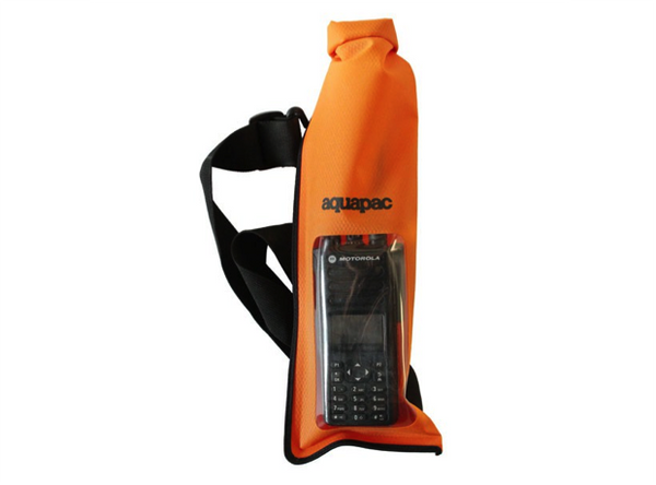 Aquapac Stormproof VHF Radio Case Orange