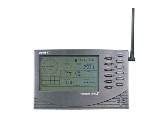 Davis Vantage Pro2 Weather Station - Wireless
