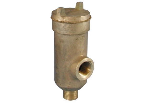 Bronze Fisherman Water Strainers - 5 Sizes