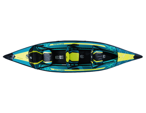 Sevylor Ottawa Inflatable Kayak - 2 + 1 Person - In Stock - 2019 Model