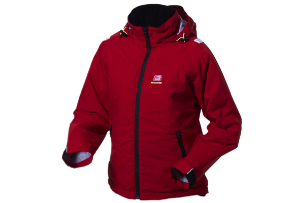 Baltic Top Float 50N Buoyancy Jacket Red with Hood - Red - 5 Sizes