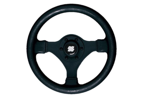 Ultraflex Steering Wheel Small 3 Spoke Soft Grip