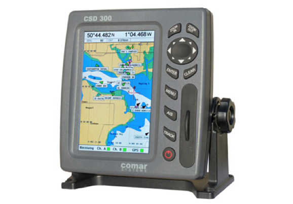 Comar CSD 300 AIS Display Only