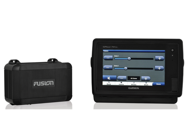 Fusion BB100 Black Box System c/w BB100 Wired Remote