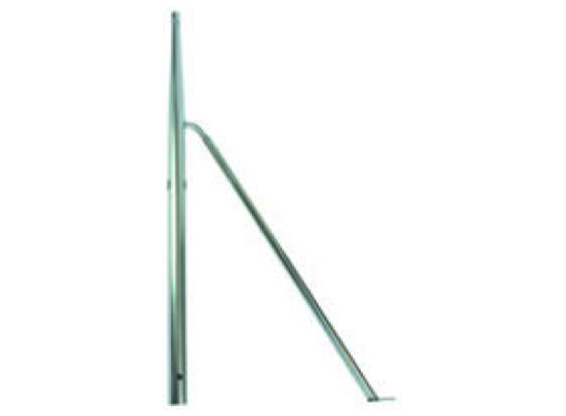 HYE Stainless Steel Tapered Stanchion Gate 610mm