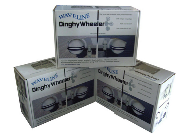 Waveline Dinghy Wheels (Pair)