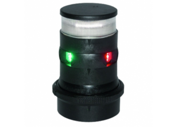 Aqua Signal Series 34 Led 12/24V Tricolour Navigation Light