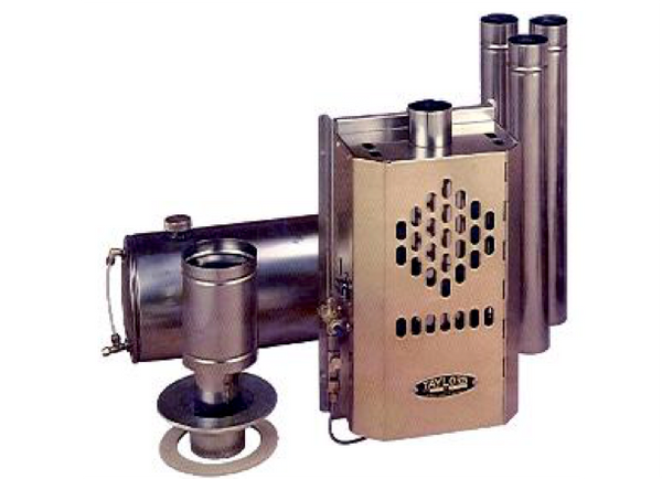 Blakes Parafin Heater - Brass or Stainless Steel