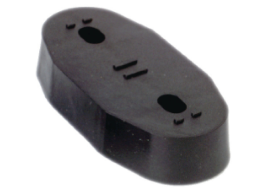 Servo Cleat Steel Toothed Cam Cleat Parallel Base - 2 Sizes