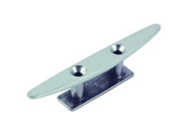 Proboat Stainless Steel Cleat - 2 Holes Low Flat Cleat - 3 Sizes