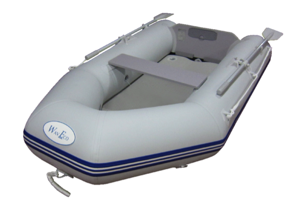 WavEco 2.30m Solid Transom with Airmat Floor Inflatable Boat