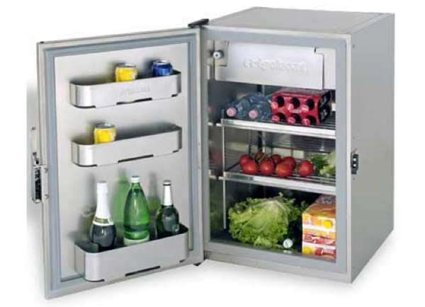 Frigoboat G5084612  MS160 Stainless Fridge Cabinet With Ice Box (12v)