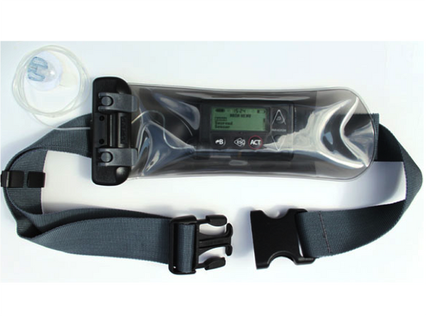 4ab38dea30 Aquapac Waterproof Insulin Pump Case - Belt