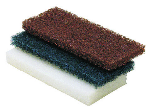 Shurhold  Scrubbing Pads Twin Pack Fine/Medium/Coarse