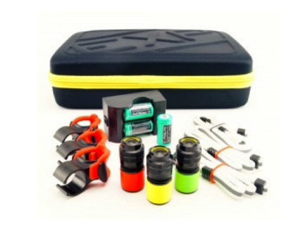 Exposure XS-Navigation Emergency Light Pack