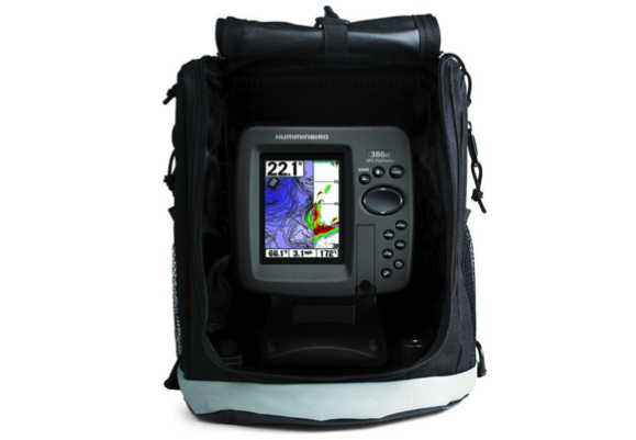 "Humminbird PiranhaMax 197CX PT Portable 3.5"" Fishfinder"