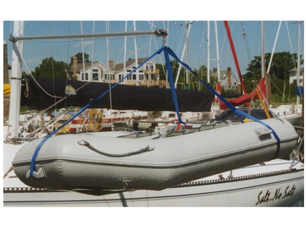 Universal Single Point Dinghy Lift 150kg Capacity