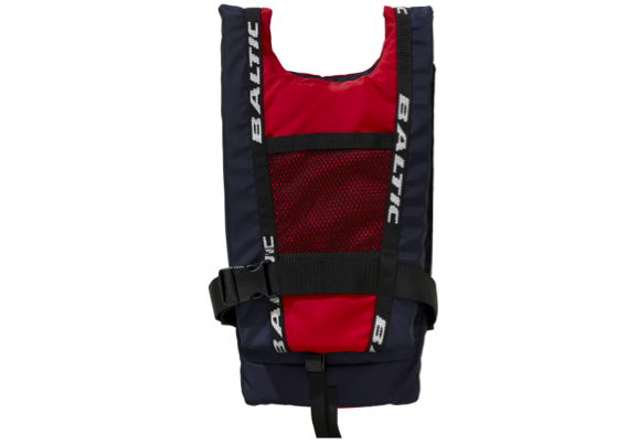 Baltic Canoe 50N Buoyancy Aid - Yellow/Navy or Red/Navy & New Grey/Black