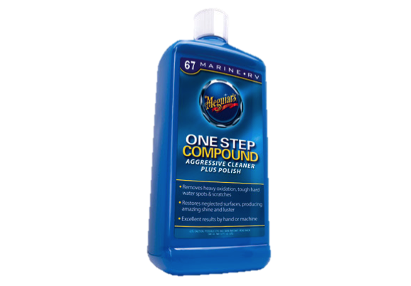 Meguiars One Step Compound No.67