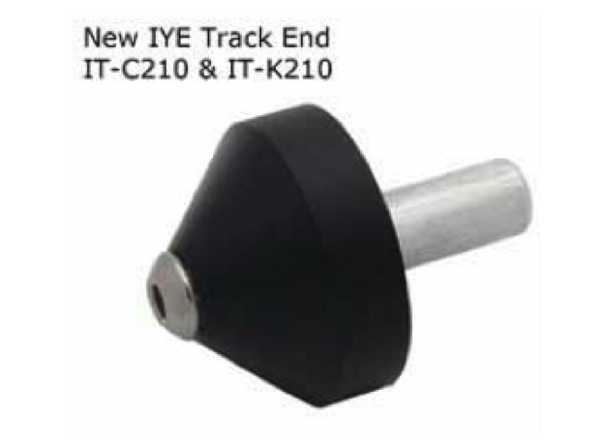 IYE C Series Ends & Stops for 32mm Track