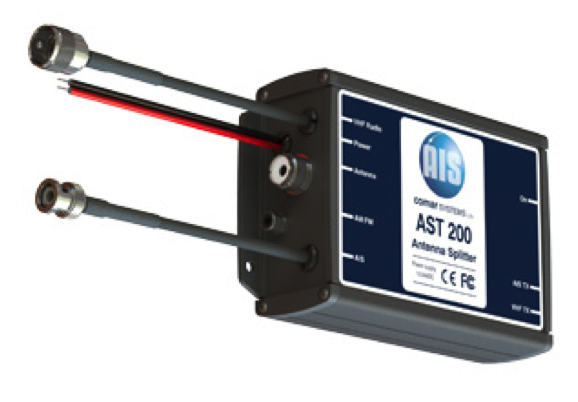 Comar AST 200 AIS Splitter - Transmit and Receive Splitter