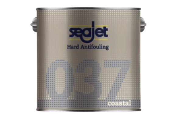 Seajet 037 Coastal Antifouling 2.5 Litre - 4 Colours