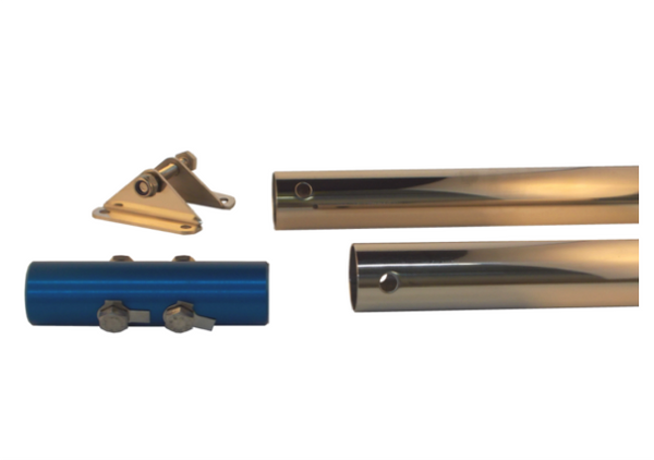 Rutland Marine Mounting Pole Kit WG504