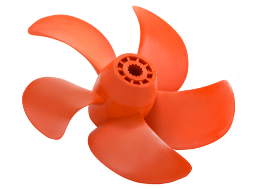Torqeedo Cruise 10 Replacement Propeller v15/p10k