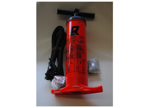 Quicksilver Double Action Hand Pump