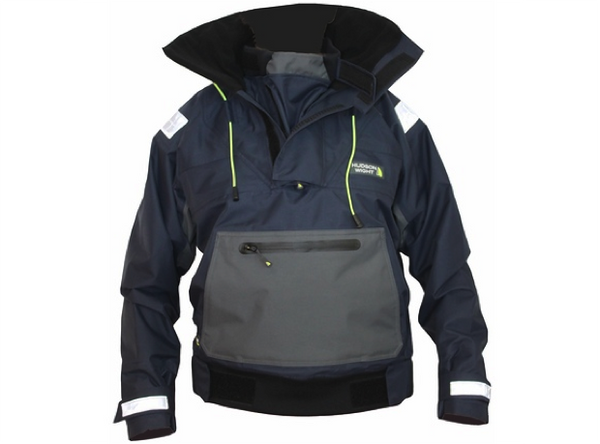 Hudson Wight HW1 Offshore Smock Navy
