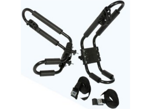 Ruk J Bars for Kayak Transporting