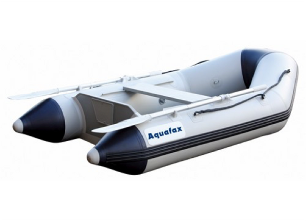 Aquafax Airdeck Inflatable Tender - 4 Models