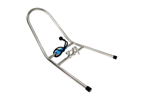 Blokart POD Foot Bar Complete - Stainless Steel