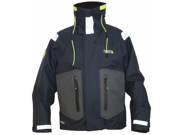 Hudson Wight HW1 Offshore Jacket Navy