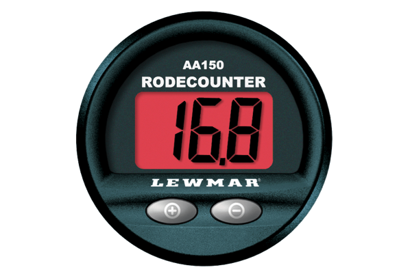 Lewmar AA150 Chain Counter