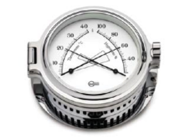 Barigo Admiral Comfortmeter Chrome