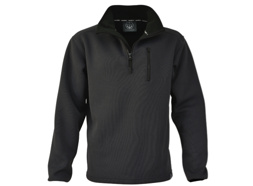 Maindeck Knitted Fleece Carbon