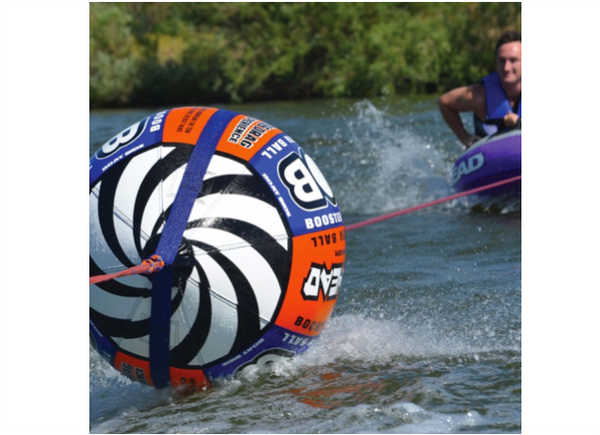 Airhead Bob - 4 Rider Tow Rope with Inflatable Buoy