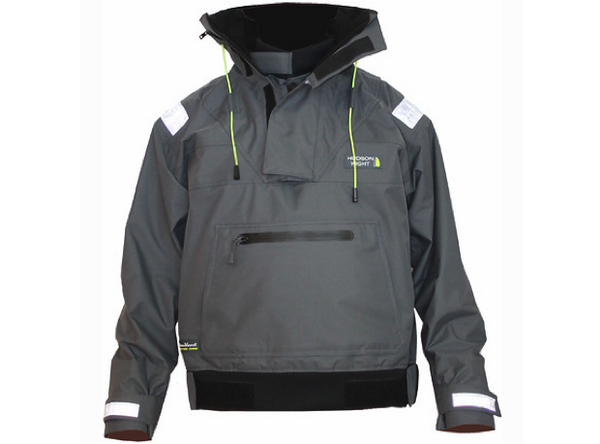 Hudson Wight HW1 Offshore Smock Grey