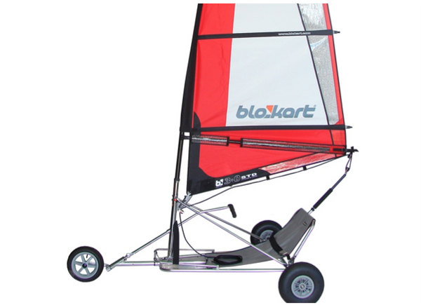 Blokart Pro V3 4.0m complete with Sail, Mast & Carrybag - 4 Sail Colours