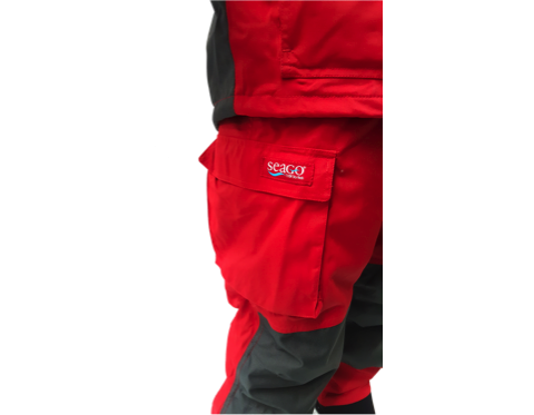 Seago Offshore Sailing Suit with Detachable Fleece - All Sizes