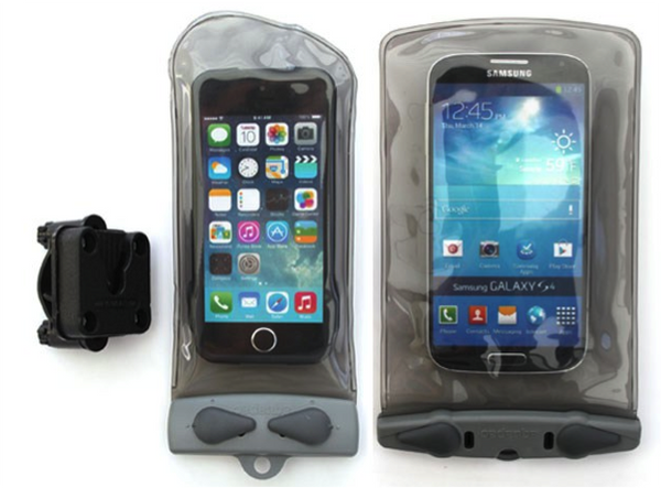 Aquapac Bike/Pedestal Mounted Waterproof Phone Case